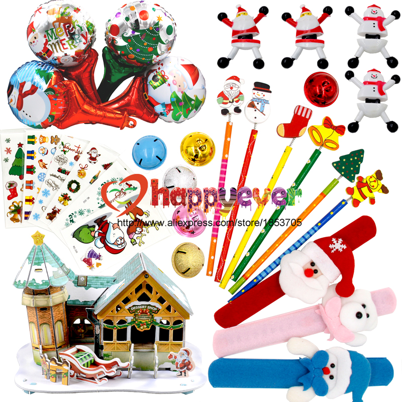 30pcs value pack best selected christmas toys for kids for Backyard party decoration crossword