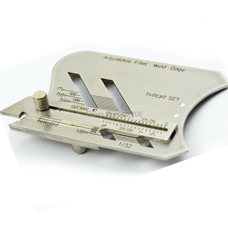Justerbar filet svejsemåler Mg 3 Juster svejsemåleren-3957