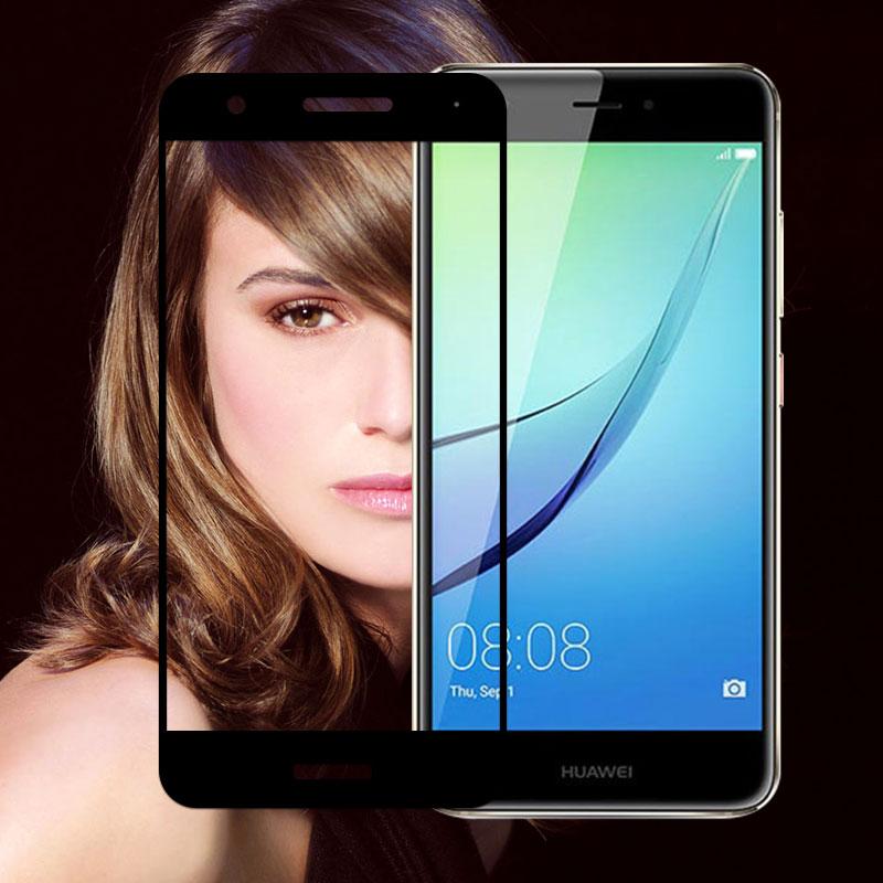 Full Cover Tempered Glass For Huawei Nova Screen Protector Glass For Huawei Nova 5.0 Inch Original Protective Film 2.5D 9H