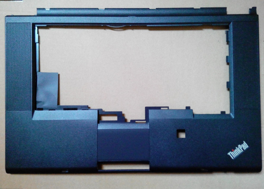NEW//Oirg Lenovo ThinkPad W530 Palmrest keyboard bezel 04W6821 04X4610 W//CS W//FPR