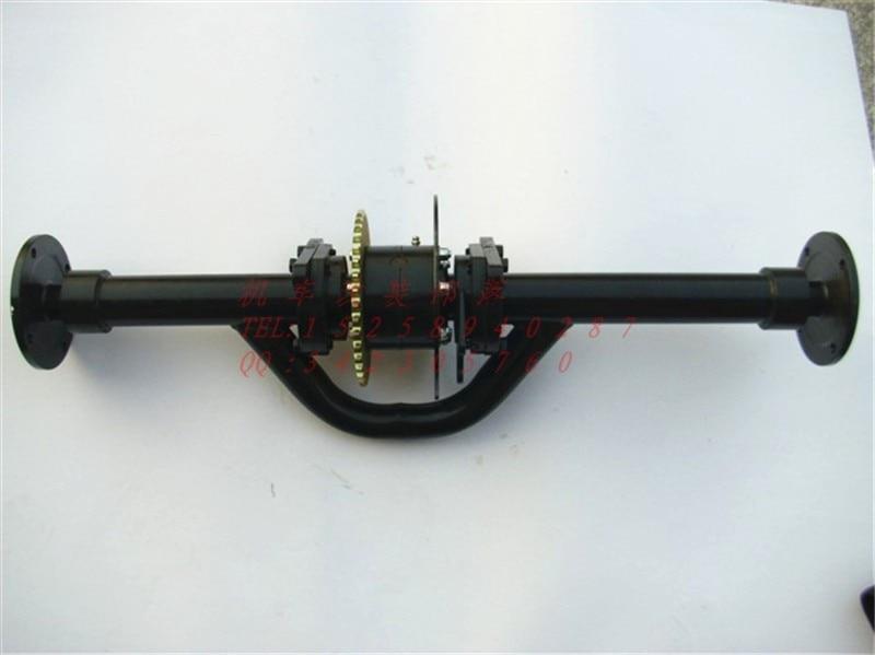 4 Wheeler Rear Axle : Atv differential rear axle refires four wheel motorcycle