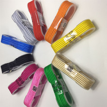 Multi Color 1.5 M Nylon Braided Micro USB Charger Charging Sync Data Cable For Android & iPhone