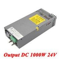SCN 1000 24 Импульсные блоки питания 1000 Вт 24 В 41a, один Выход параллельно AC DC Питание, AC110V/220 В трансформатор к DC 24 В