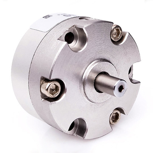 Image 3 - CRB2BW Series SMC Type Rotary Cylinder CRB2BW10 90S CRB2BW10 180S CRB2BW10 270S Single Vane Pneumatic Rotary Actuator Bore 10