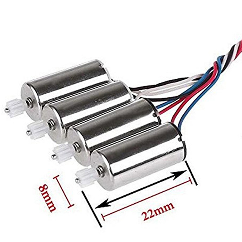 Original Syma X5SW X5SC X5HC series CW CCW Motor RC Drone Quadcopter Helicopter Spare Parts Engine Accessorise