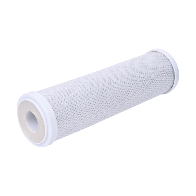 Activated Carbon Block Water Filter Cartridge RO CTO Water Cleaning Replacement replacement cartridge for brass pre water filter easy cleaning