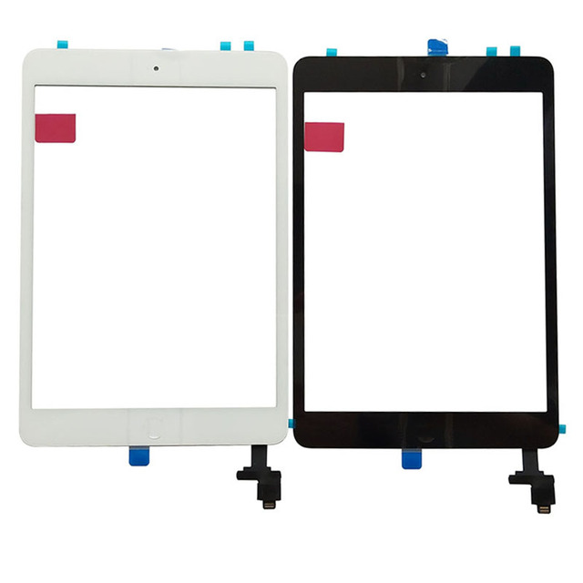 Pantalla táctil Original para iPad Mini 1 A1432 A1454 A1455 para Mini 2 A1489 A1490 A1491 Panel digitalizador 7,9 pulgadas pantalla táctil