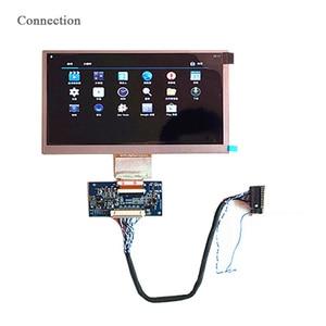 Image 5 - HX B3 LVDS turn 60pin TTL port standard 20pin 1 ch 8 LVDS input 60pin TTL output A101VW01