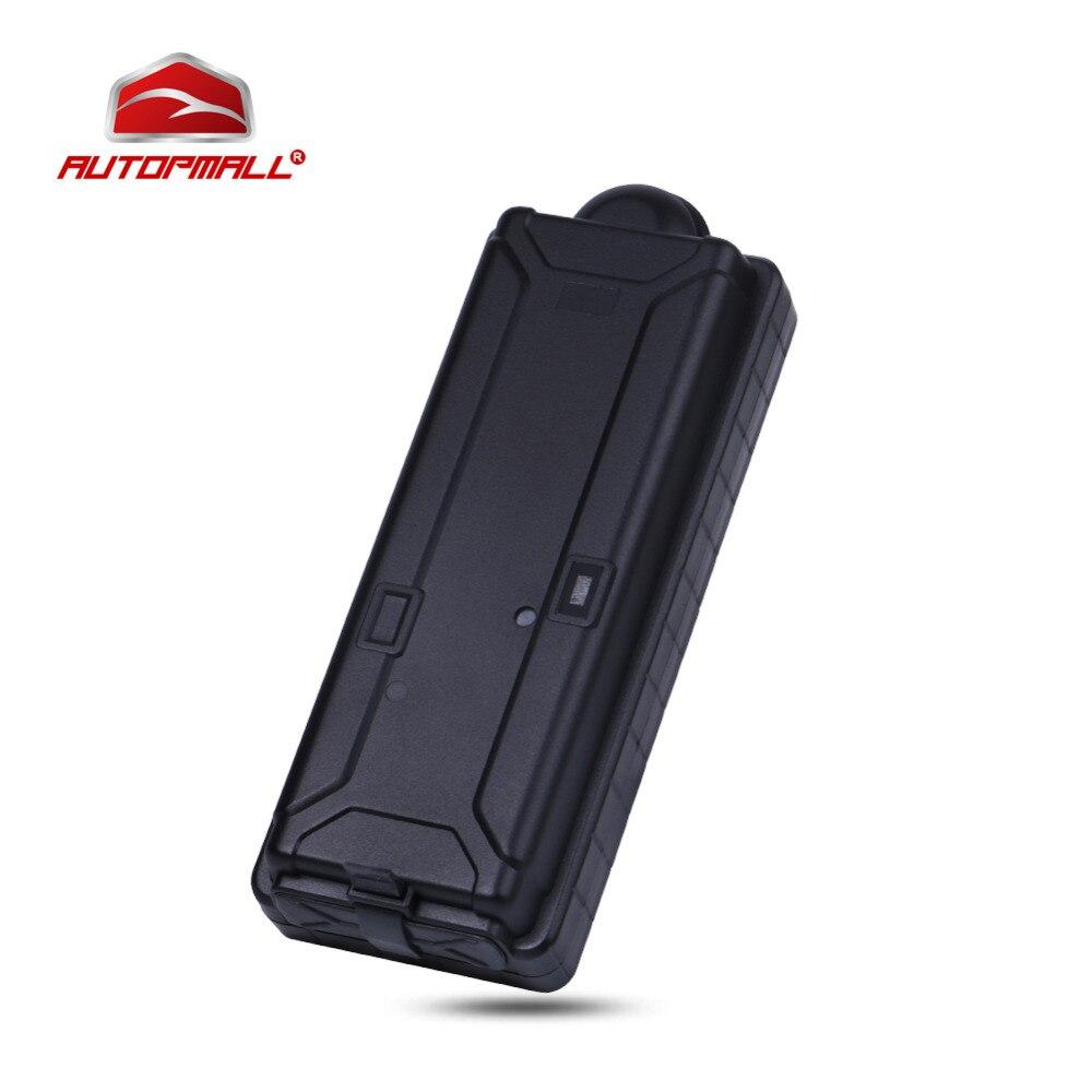 Автомобиль GPS трекер rastreador 10000 мАч Батарея Бесплатная веб-приложение устройства слежения tk10se магнит Водонепроницаемый IPX7 gsm gprs трекер