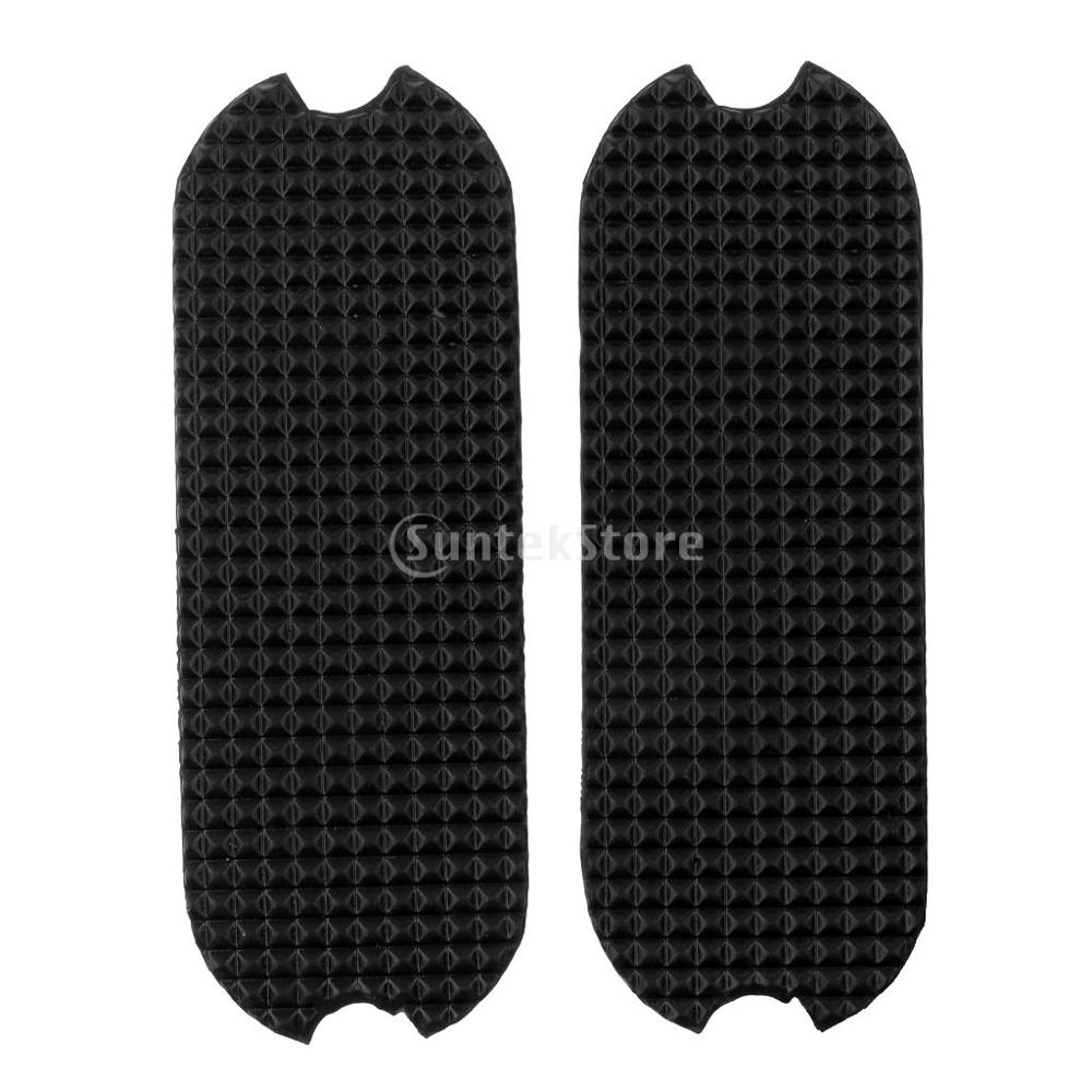 2 Pieces Horse Riding Rubber Fillis Stirrup Treads Pads Replacements Body Protectors Equipment For Horse Rider