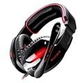 Оригинал Sades SA-902 Профессиональный Игровые Наушники USB 7.1 Surround Sound Effect Шума изоляции Гарнитура С Микрофоном