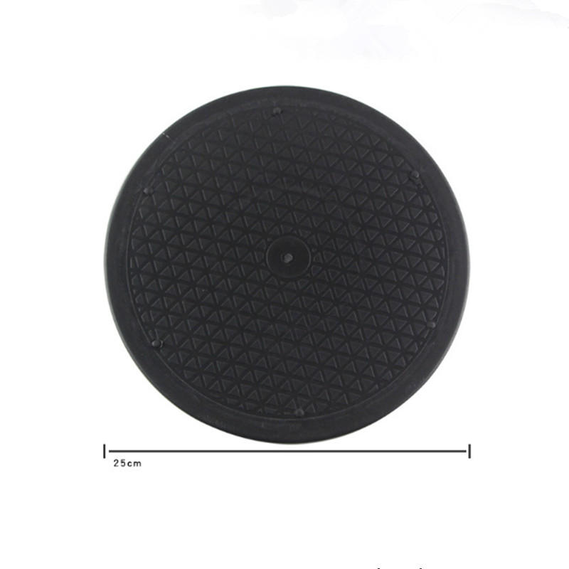 25//30cm Pottery Turntable Clay Wheel 360 Flexible Rotary Plate Pottery Sculpture