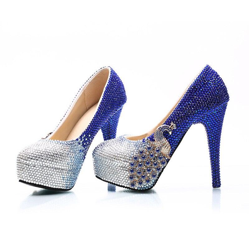 Fashion Wedding Party Shoes Thin Heel