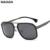 Nahan tr90 gafas de sol polaroid de los hombres pesca gafas de sol polarizadas de conducción uv400 gafas de moda diseñador de la marca oculos gafas de sol masculinas
