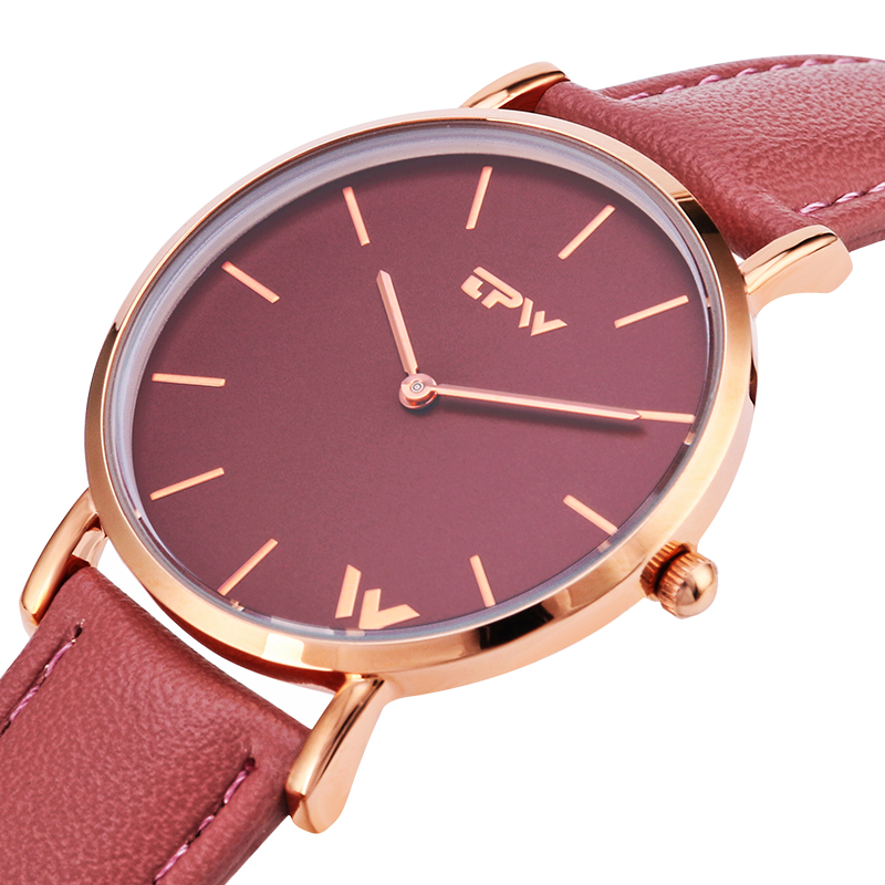 9eeae2384a4d Comprar Reloj de pulsera de cuarzo fino de mujer de diseño simple para  relojes de señora movimiento japonés reloj de moda preciso de buena calidad  Online ...