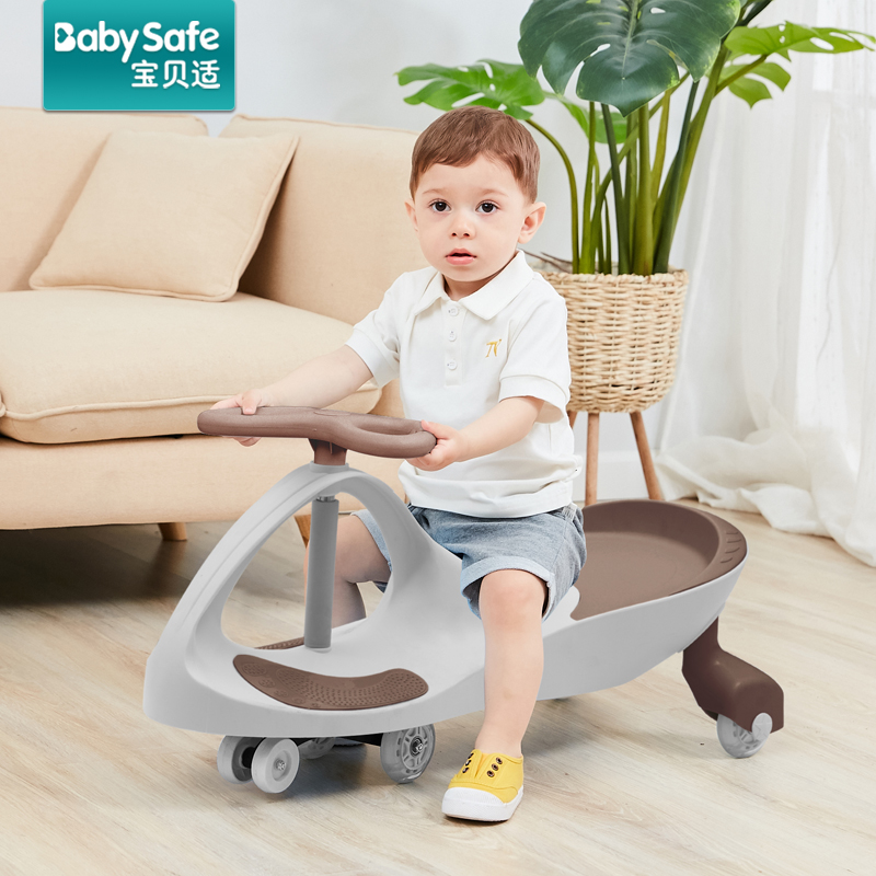 Bicycle Child Seats & Trailers Children Twisting Car Toy Car Boys And Girls Swing Car Baby Yo Car Moderate Cost