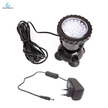 36 RGB LED Underwater Light Fish Tank Spotlight Waterproof Aquarium Garden Spot Swimming Pool Pond Lamp lighting