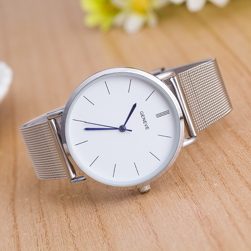 Women watches Relogio Feminino New Famous Brand watch women Casual Quartz Watches Metal Mesh Stainless Steel Watch relojes
