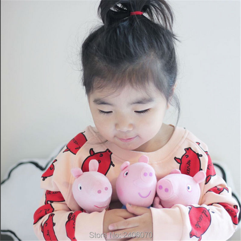 mini rodini autumn sweatshirt tops for girls children clothes pink pig pattern t shirt kids boys kikikids bebes bobo choses027