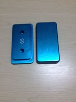 3D sublimation mould mold jig jigs for samsung galaxy S5 3D case cover heating tool 1pcs/Lot