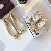 Girls Sandal Saturn 2019 New Original Girl Jelly Sandals Women Melissa Shoes Sandals Children Beach Shoes Non slip Toddler Shoes