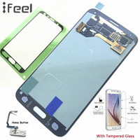 IFEEL 100 Tested LCD Display Touch Screen Digitizer Repair For Samsung Galaxy S5 I9600 G900F G900I