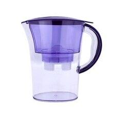 Фильтр для воды бытовой кувшин с активированным углем домашний очиститель здоровых напитков машина Mar28