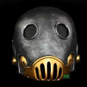Image 3 - אימה האדם המכאני מסכות ליל כל הקדושים הלבוי סרט Masquerade Kroenen מלא פנים קסדת שרף מסכת למבוגרים גודל קוספליי אבזר