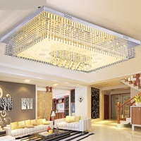 Crystal Combination Dome Light Crystal Lamp LED Pendant Lights Bedroom Restaurant Specifications For 80 60 22