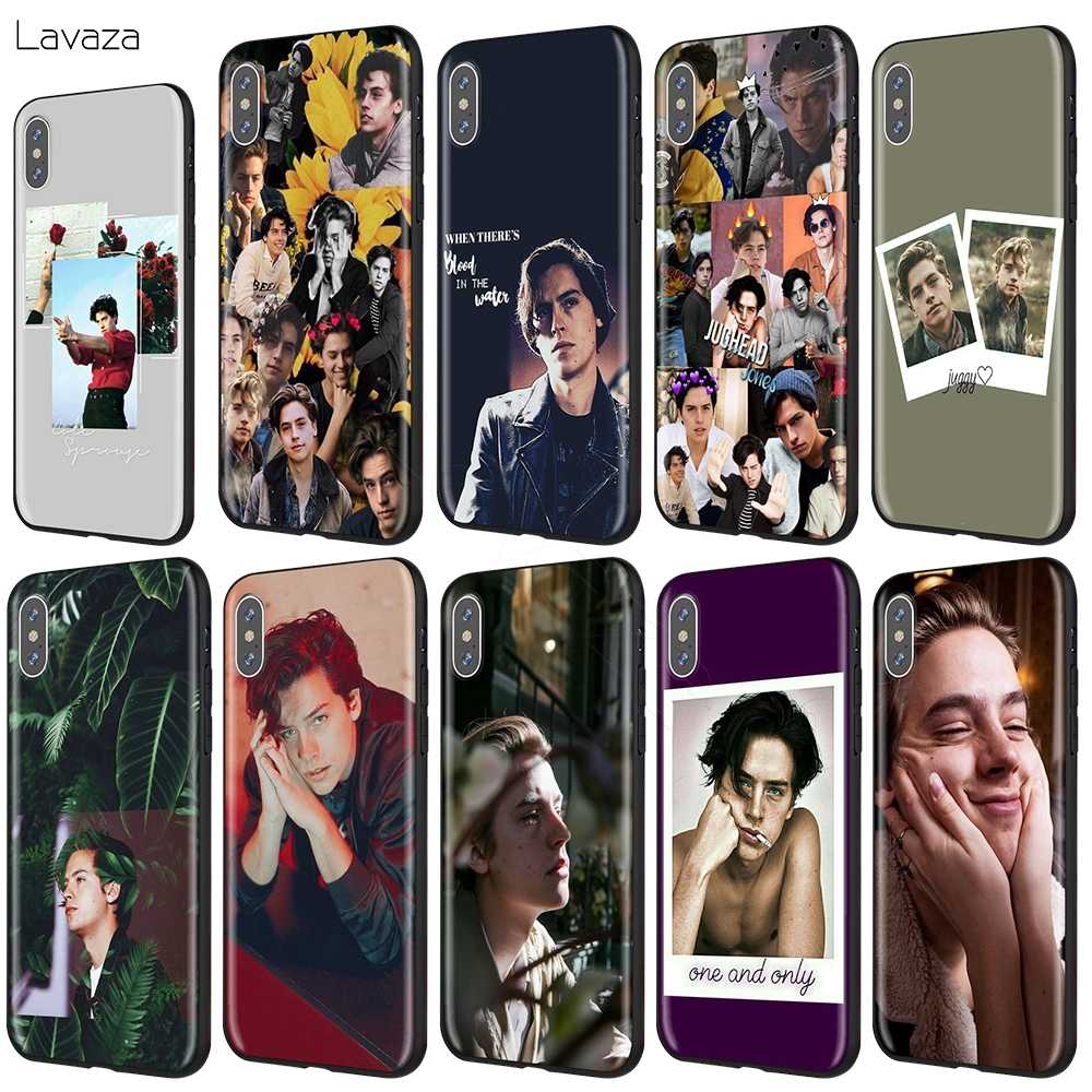 Lavaza Riverdale Cole Sprouse Jughead Jones Case for iPhone 11 Pro XS Max XR X 8 7 6 6S Plus 5 5s se