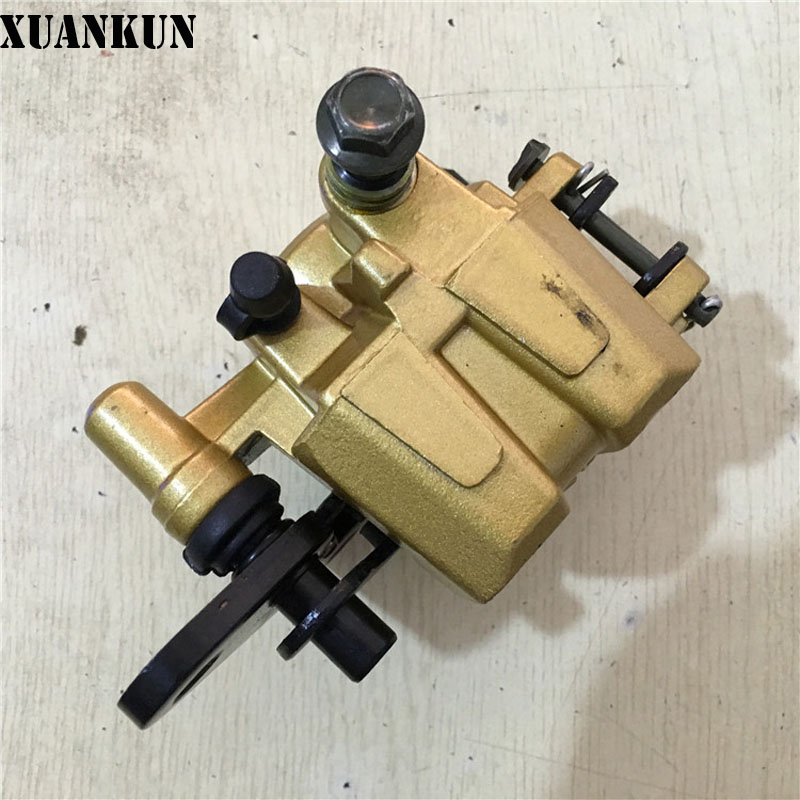 XUANKUN Motorcycle Accessories 2007 JYM125-K YBR125 Front Disc Brake Pump Brake Pump Assembly