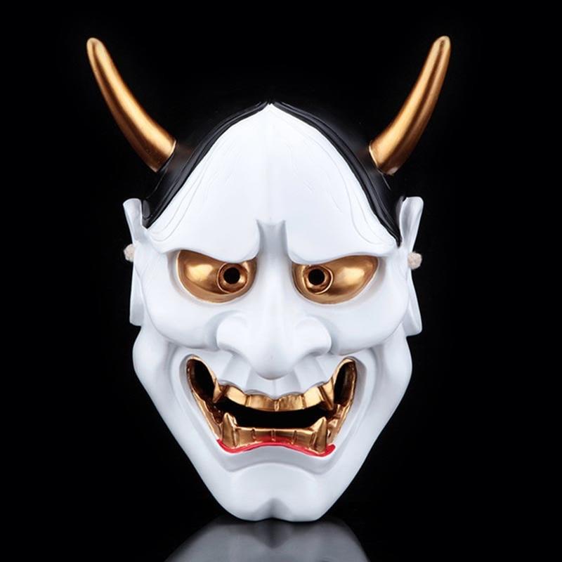 Тегін жеткізу Resin Hannya Mask Carnival Halloween - Костюмдер - фото 3