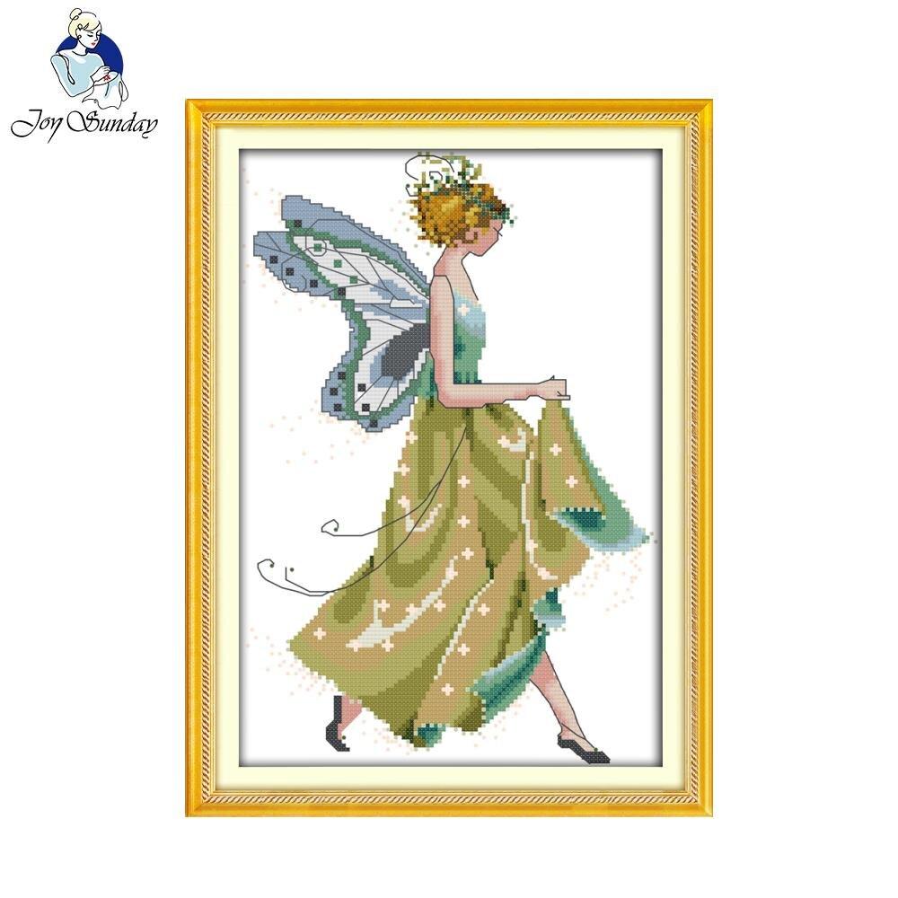 Aliexpress.com : Buy Joy Sunday Flower Fairy Handcraft