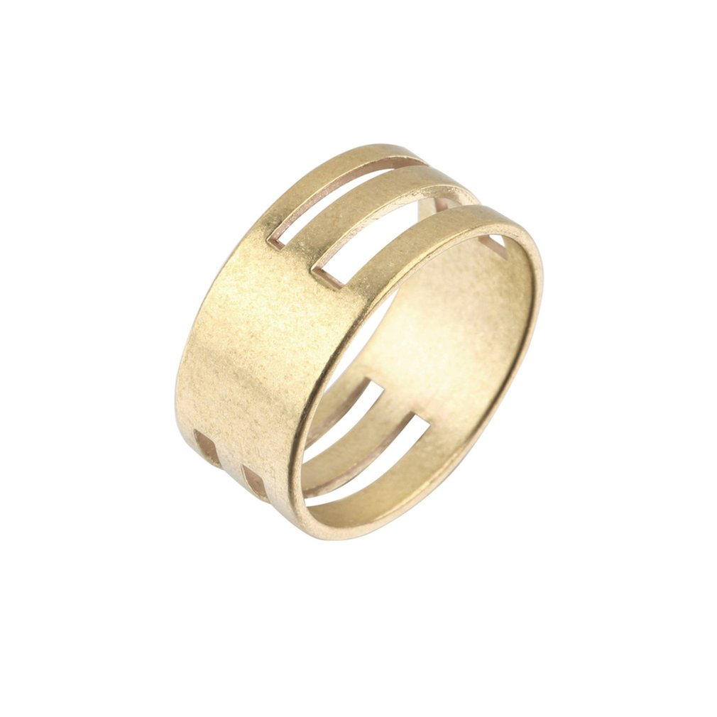 1PC DIY Raw Brass Jump Ring Open/Close Tools For Jewellery Making Accessories