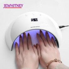 24W UV LED Nail Lamp Nail Curing Gel Nail Dryer For All
