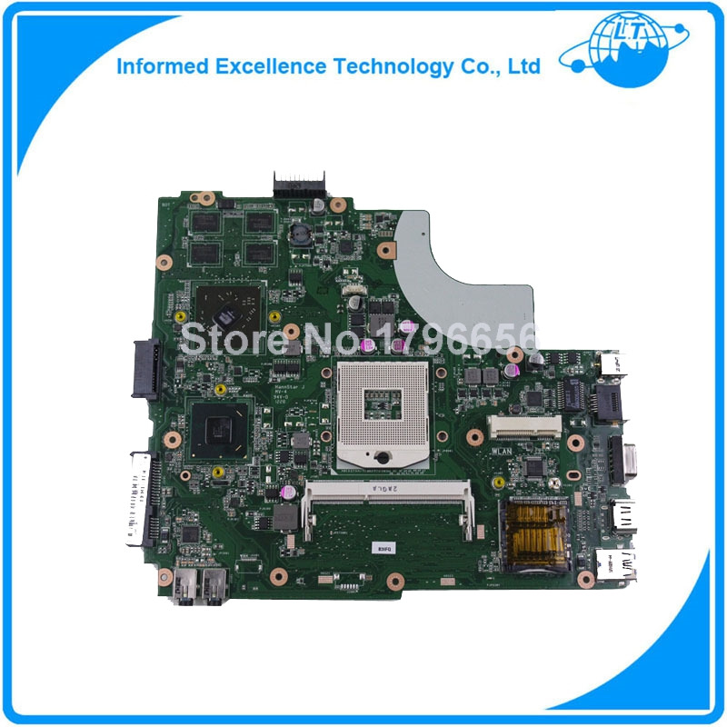все цены на brand new Motherboard For Asus K84HR K43LY Main board HM65 DDR3 HD 6470M Graphics 100%test онлайн