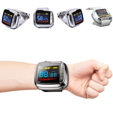 LASTEK New Laser Acupuncture Health Watch Physical Therapy Machine for High Blood Pressure and Cardiovascular
