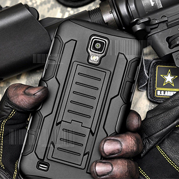 For S4 Case Heavy Duty Impact Belt Clip Holster Hard Case For Samsung Galaxy S4 i9500/S4 Active i9295/S4 Mini i9190