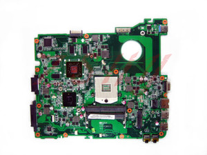 Para acer eMachines E732 E732ZG laptop motherboard DA0ZRCMB6C0 HM55 HD 6550 M DDR3 Frete Grátis 100% teste ok