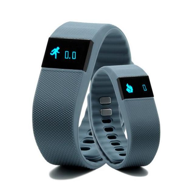 Smart Bracelet TW64 Heart Rate Bracelet real time monitoring of the Bluetooth sports step sleep health monitoring bracelet