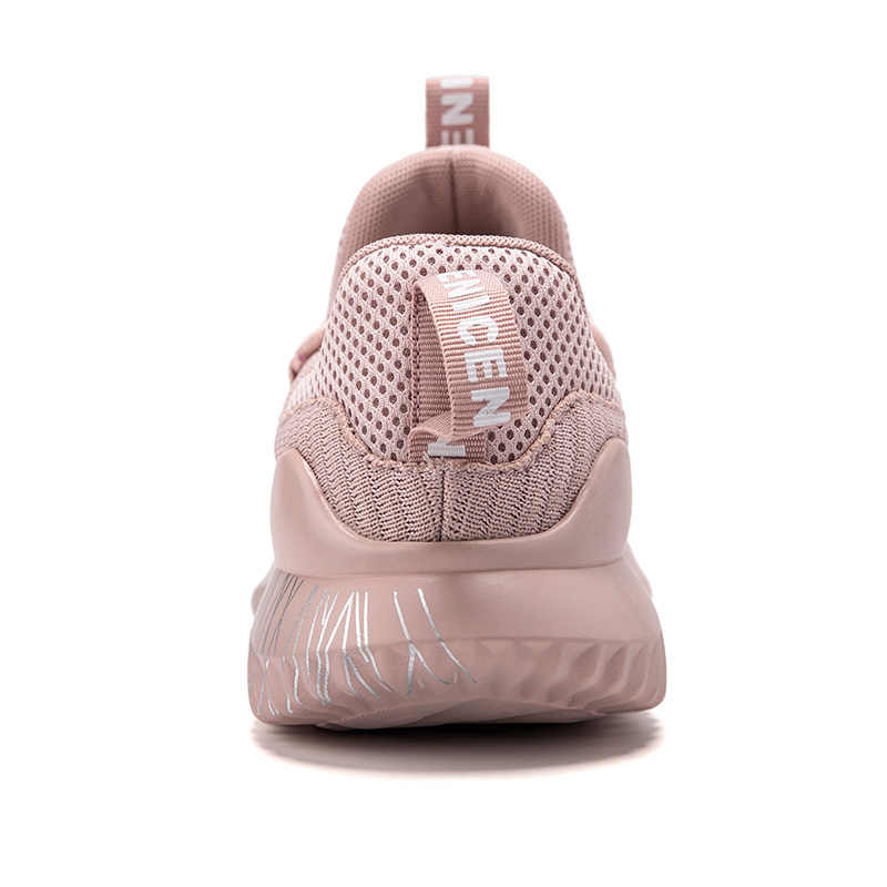 2019 İlkbahar yaz kadın spor ayakkabılar siyah pembe tenis ayakkabıları kadın Sneakers koşu yürüyüş nefes bayanlar eğitmenler ucuz