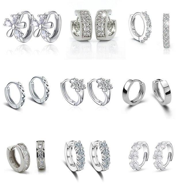 Luxury Stud Earrings 1