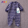 ZOFZ 2017New Fashion Baby Romper Clothing Body Suit Newborn Long Sleeve Kids Boys Girls Rompers Baby Clothes Roupa hot selling