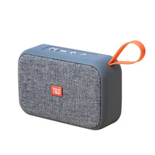2019 Mini Portable Speaker Waterproof Bluetooth Outdoor Wireless Speakers Column Box Loudspeaker FM TF