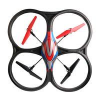 Ultralarge 51 CM UFO WLtoys V262 2.4G 6.5 Kanal 6 Eksen RC Quadcopter Büyük RC Helikopter için en iyi hediye çocuk