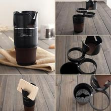 Car-styling Car Organizer Auto Sunglasses Drink Cup Holder Phone for Coins Keys Stand Interior Accessories