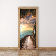3D Wallpaper Beautiful Seaside Landscape