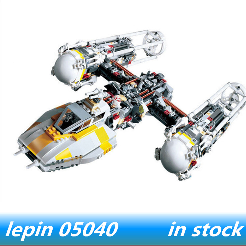 800054673c9 lepin 05040 lepin starwars y wing Attack Starfighter legoing Star Wars  Y-wing legoing 10134 Model Building Blocks Bricks