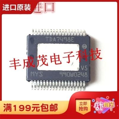 2 pces 5 pces 10 pces tda7498etr ssop36 tda7498e SSOP 36 tda7498 7498 2*160 w classe d amplificador novo e original