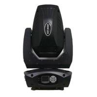 Мини led 200 Вт 3 в 1 луч омывающая точечная перемещение головы дежурное освещение dmx dj оборудование вращения гобо колеса с зумом fucntion для дискот